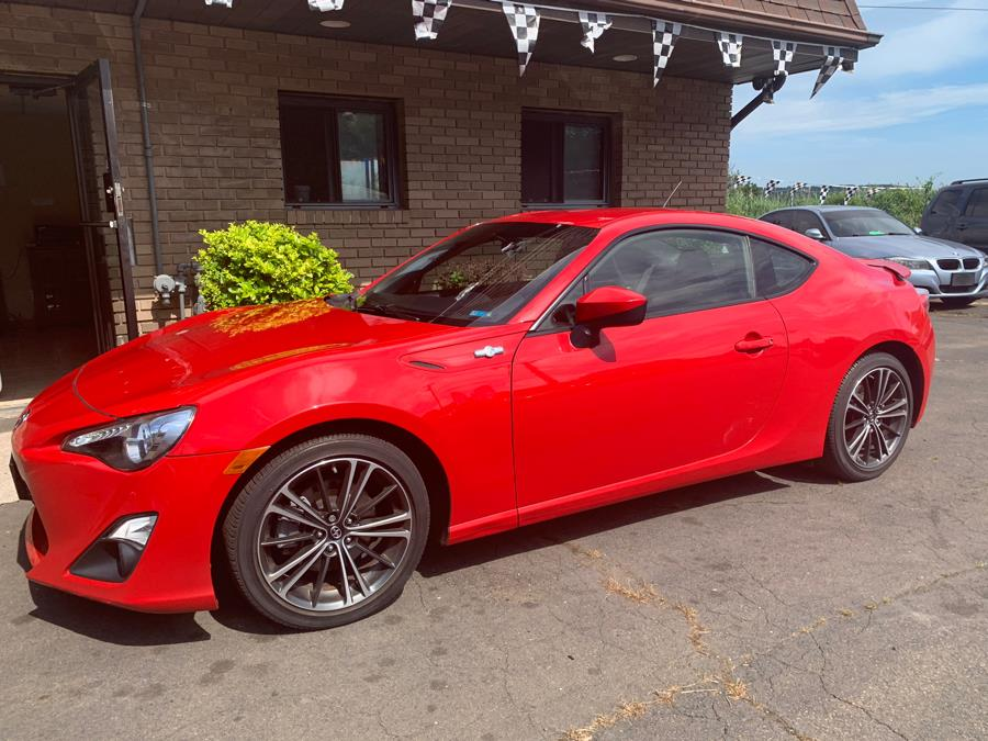 2014 Scion FR-S LX CVT, available for sale in Hamden, Connecticut | 5M Motor Corp. Hamden, Connecticut