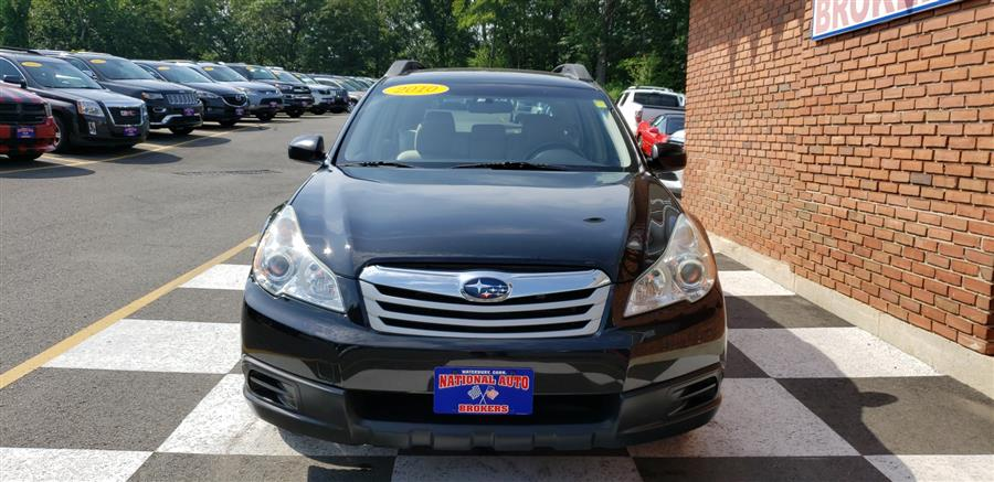 2010 Subaru Outback 4dr Wgn Auto 2.5i PZEV, available for sale in Waterbury, Connecticut | National Auto Brokers, Inc.. Waterbury, Connecticut