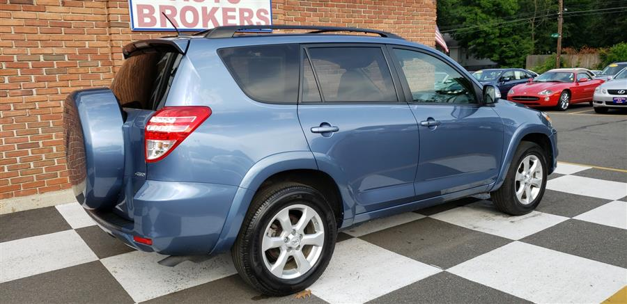 2010 Toyota RAV4 4WD V6 AT Limited, available for sale in Waterbury, Connecticut | National Auto Brokers, Inc.. Waterbury, Connecticut