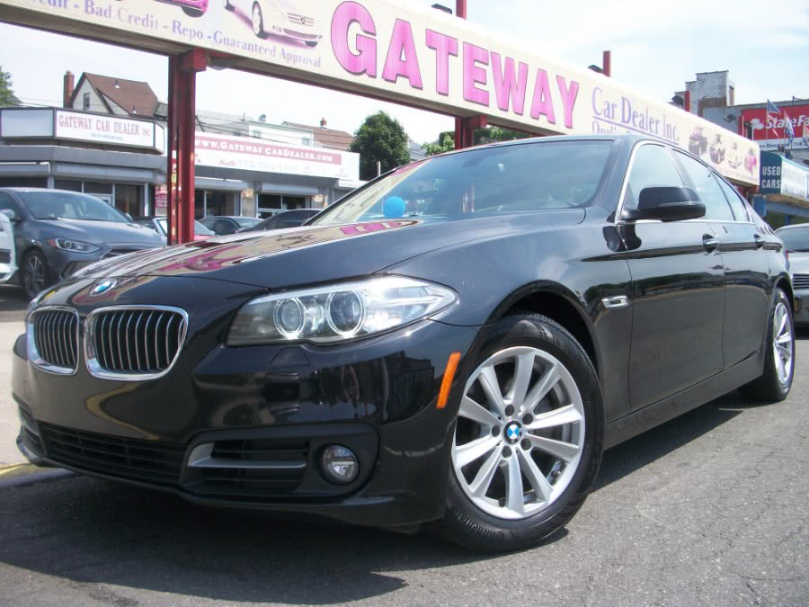 2016 BMW 5 Series 4dr Sdn 528i xDrive AWD, available for sale in Jamaica, New York | Gateway Car Dealer Inc. Jamaica, New York