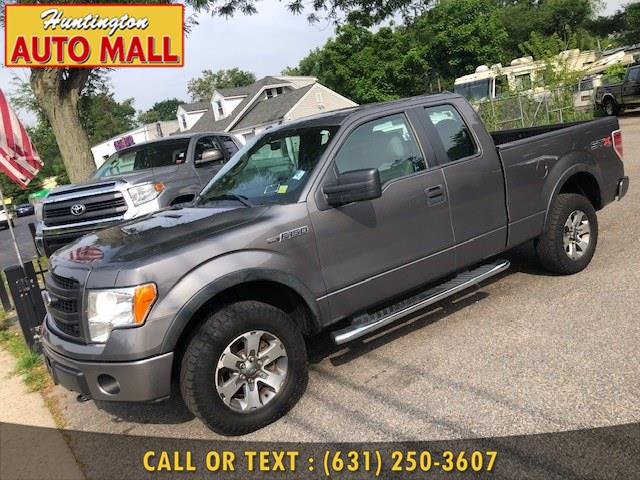 "Used Ford F-150 4WD SuperCab 145"" STX 2013 