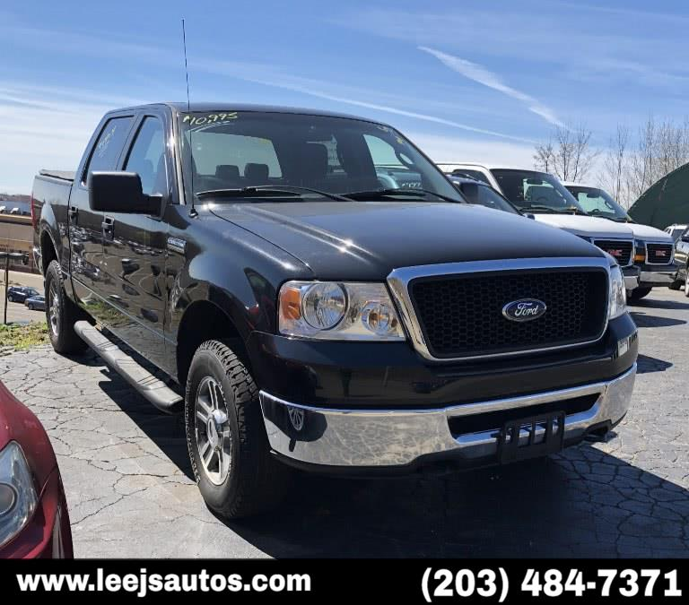 Used 2008 Ford F-150 in North Branford, Connecticut | LeeJ's Auto Sales & Service. North Branford, Connecticut