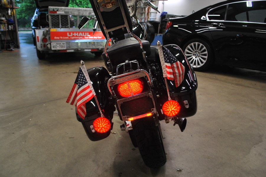 1998 Harley Davidson FXDG SUPER GLIDE, available for sale in Plainfield, Illinois | Showcase of Cycles. Plainfield, Illinois