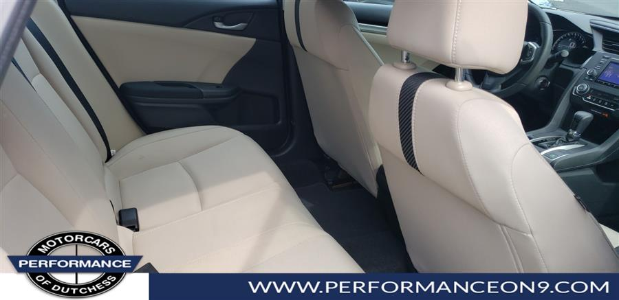2016 Honda Civic Sedan 4dr CVT LX, available for sale in Wappingers Falls, New York | Performance Motorcars Inc. Wappingers Falls, New York