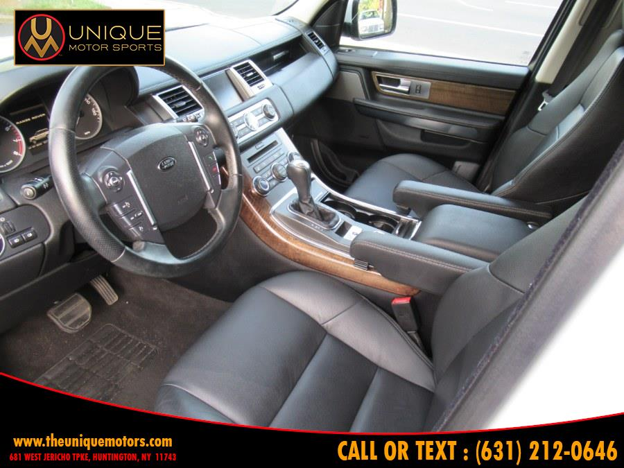 2011 Land Rover Range Rover Sport 4WD 4dr HSE, available for sale in Huntington, New York | Unique Motor Sports. Huntington, New York