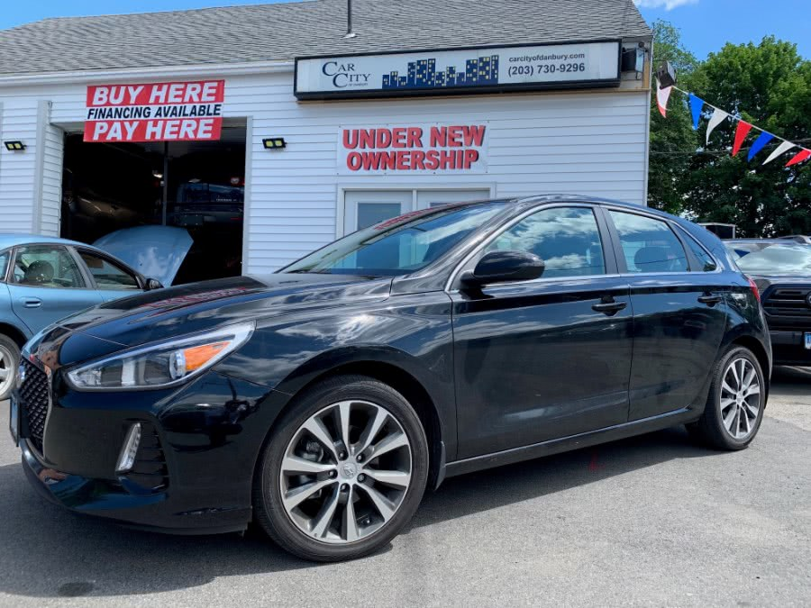 Used 2018 Hyundai Elantra GT in Danbury, Connecticut | Car City of Danbury, LLC. Danbury, Connecticut