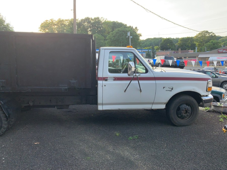 Used Ford F-350 Chassis Cab Dump 1997 | Car City of Danbury, LLC. Danbury, Connecticut