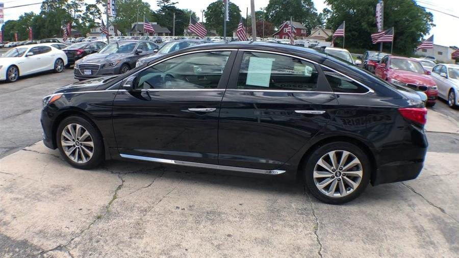 2016 Hyundai Sonata 4dr Sdn 2.4L Sport, available for sale in Amityville, New York | Sunrise Auto Outlet. Amityville, New York