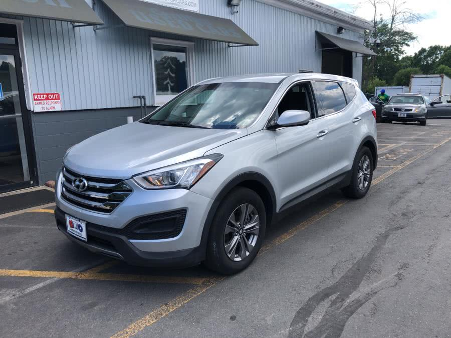 Used 2016 Hyundai Santa Fe Sport in Middletown, Connecticut | Middletown Motorcars. Middletown, Connecticut