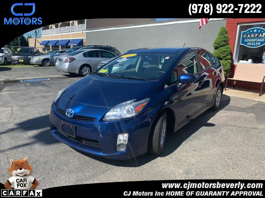 2010 Toyota Prius 5dr HB III, available for sale in Beverly, Massachusetts | CJ Motors Inc. Beverly, Massachusetts