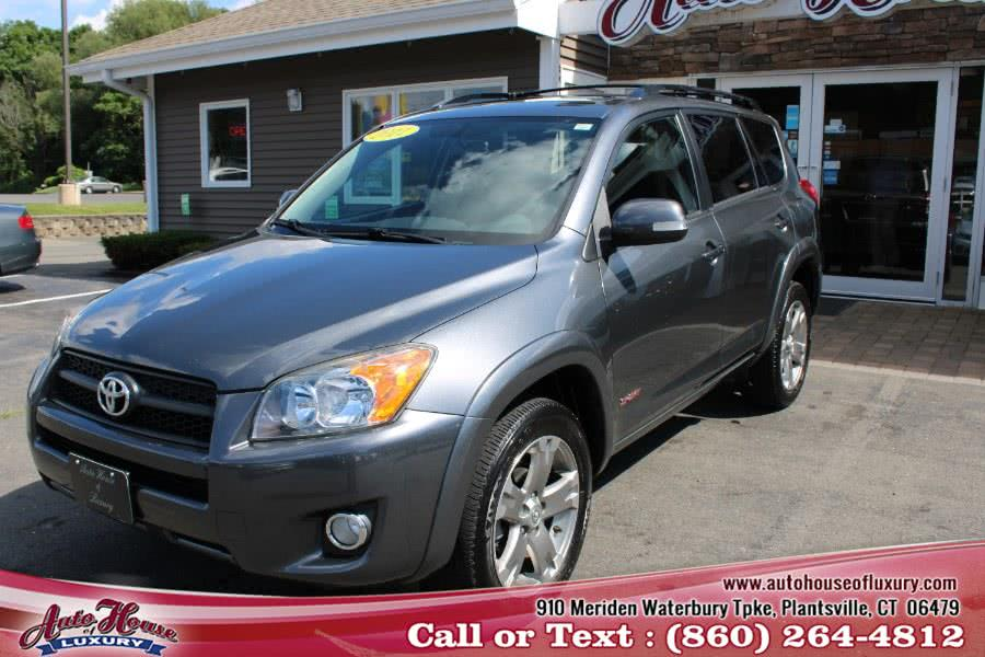 Used 2011 Toyota RAV4 in Plantsville, Connecticut | Auto House of Luxury. Plantsville, Connecticut