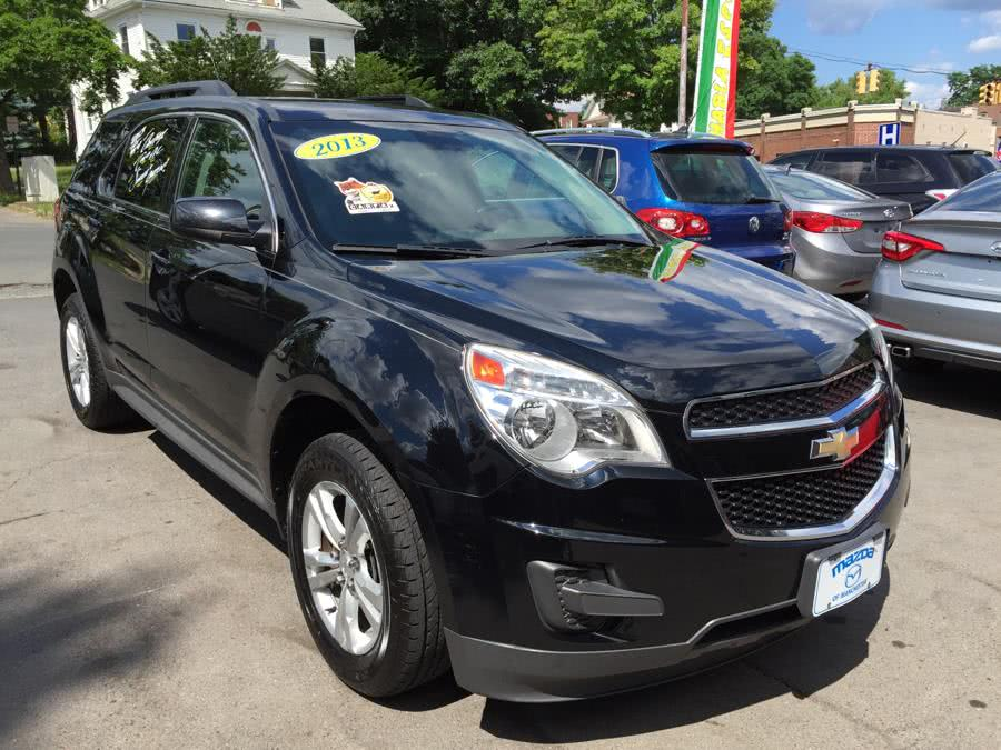 2013 Chevrolet Equinox AWD 4dr LT w/1LT, available for sale in New Britain, Connecticut | Central Auto Sales & Service. New Britain, Connecticut