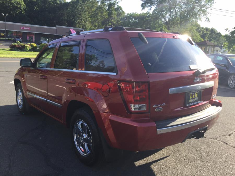 2006 Jeep Grand Cherokee 4dr Overland 4WD, available for sale in Plantsville, Connecticut | L&S Automotive LLC. Plantsville, Connecticut