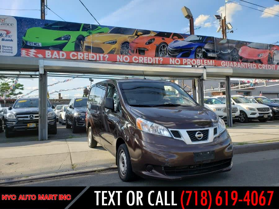 Used 2014 Nissan NV200 in Brooklyn, New York | NYC Automart Inc. Brooklyn, New York
