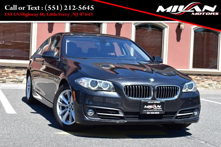 Used BMW 5 Series 4dr Sdn 528i xDrive AWD 2016 | Milan Motors. Little Ferry , New Jersey