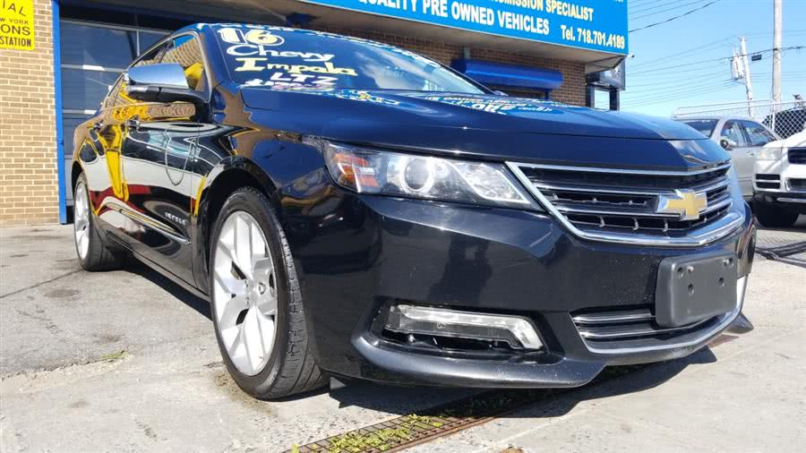 Used 2016 Chevrolet Impala in Bronx, New York | New York Motors Group Solutions LLC. Bronx, New York