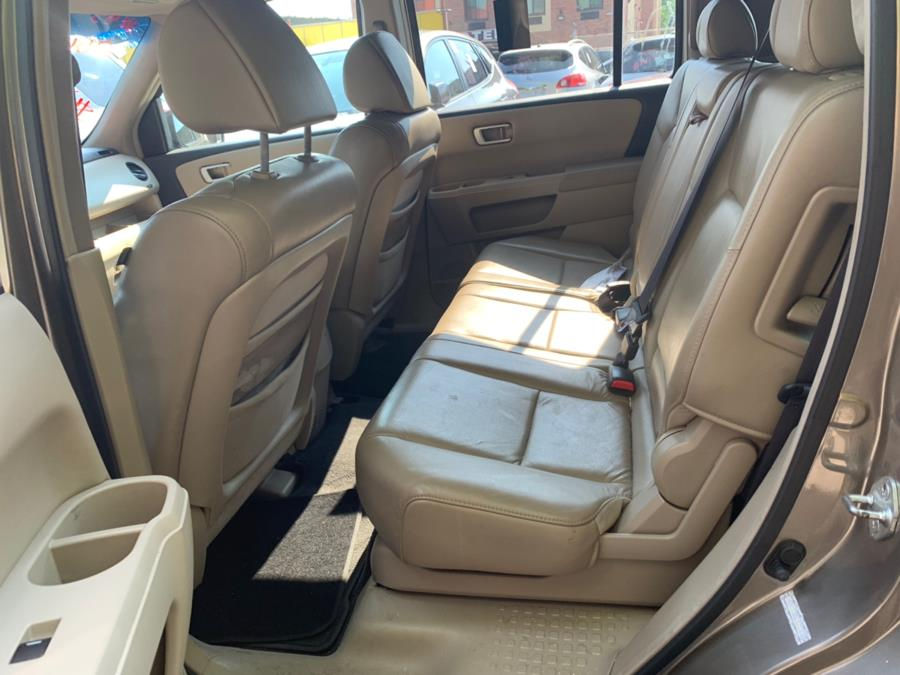 2009 Honda Pilot 4WD 4dr EX-L, available for sale in Brooklyn, New York | Atlantic Used Car Sales. Brooklyn, New York