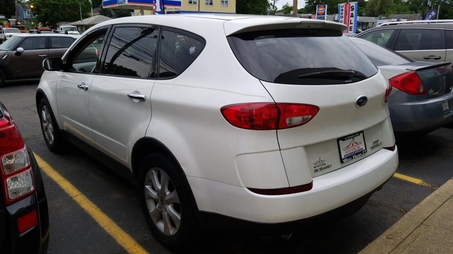 2007 Subaru B9 Tribeca AWD 4dr 7-Pass Ltd Navi Beige Int, available for sale in West Haven, CT