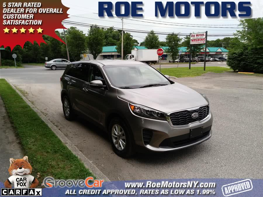 Used 2019 Kia Sorento in Shirley, New York | Roe Motors Ltd. Shirley, New York