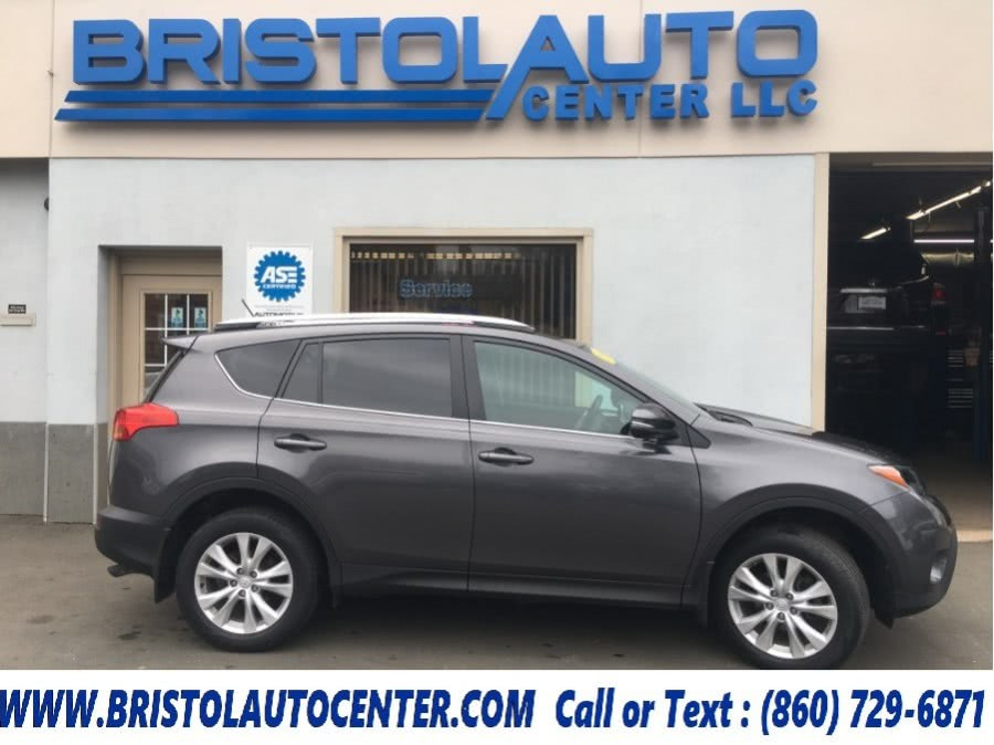 Used 2014 Toyota RAV4 in Bristol, Connecticut | Bristol Auto Center LLC. Bristol, Connecticut