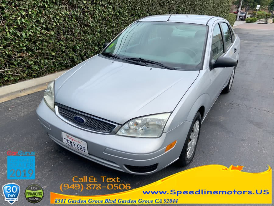 2005 Ford Focus 4dr Sdn ZX4 S, available for sale in Garden Grove, California | Speedline Motors. Garden Grove, California