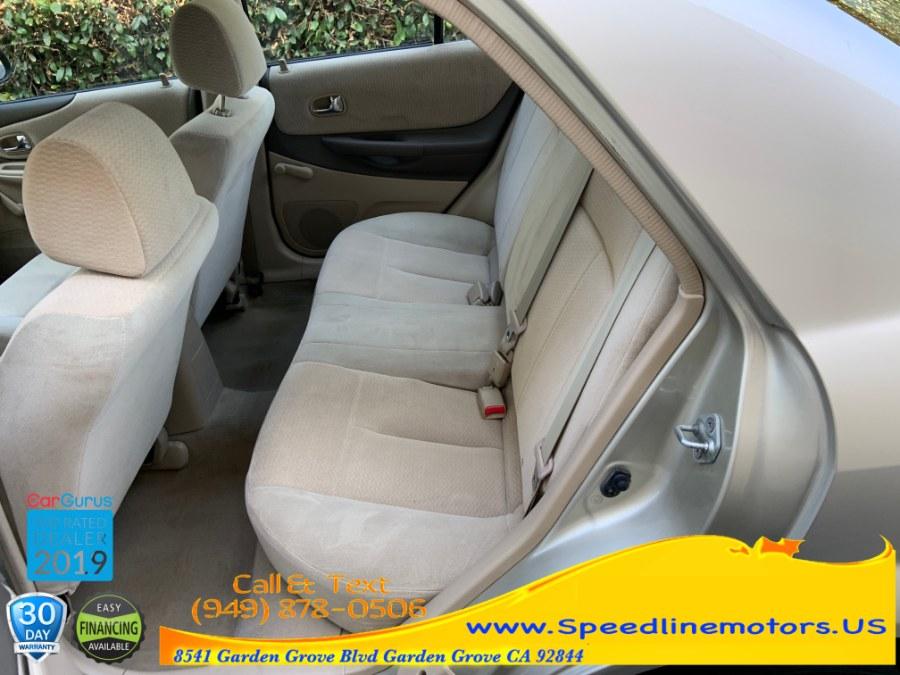 2002 Mazda Protege 4dr Sdn ES Auto, available for sale in Garden Grove, California | Speedline Motors. Garden Grove, California