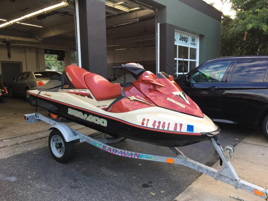 Used 2002 Sea doo Bombardier in Milford, Connecticut | Village Auto Sales. Milford, Connecticut
