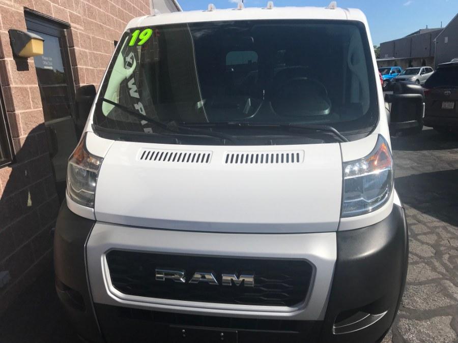 2019 Ram ProMaster Cargo Van 1500 Low Roof 136