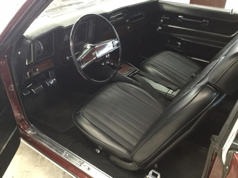 1969 Chevrolet Camaro SS, available for sale in Plantsville, Connecticut   L&S Automotive LLC. Plantsville, Connecticut