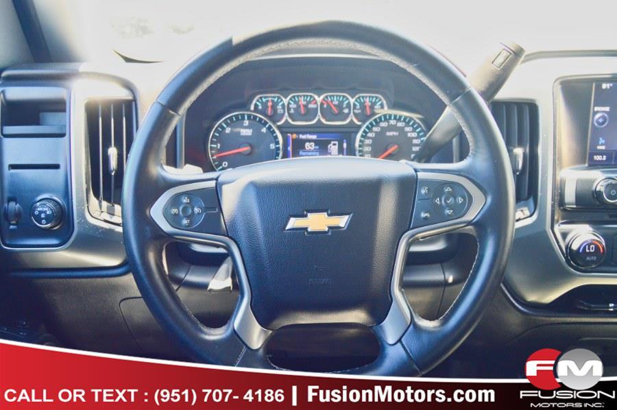 "Used Chevrolet Silverado 1500 2WD Crew Cab 143.5"" LT w/1LT 2014 | Fusion Motors Inc. Moreno Valley, California"