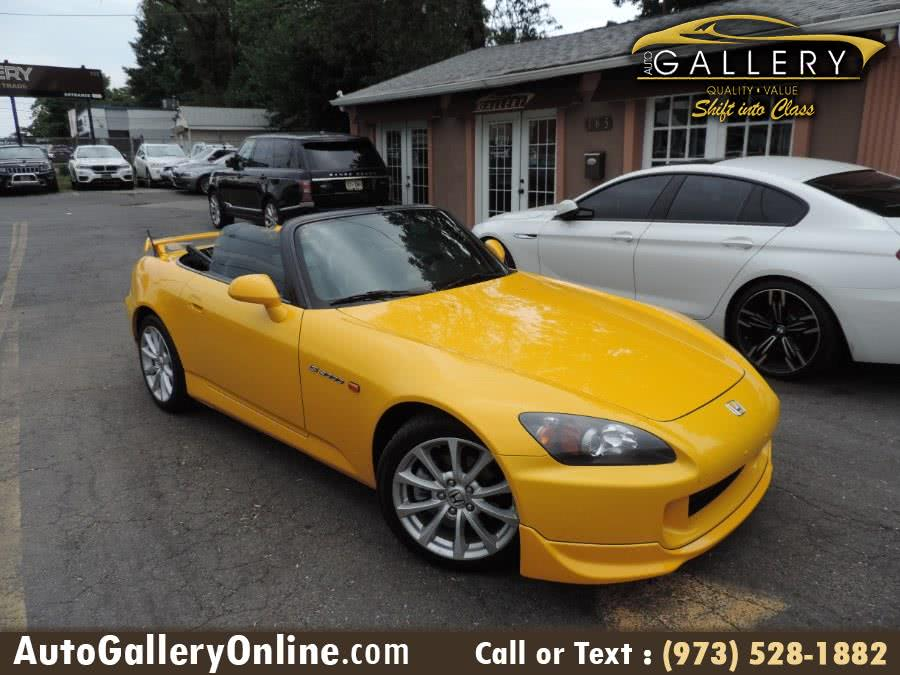 Used 2006 Honda S2000 in Lodi, New Jersey | Auto Gallery. Lodi, New Jersey