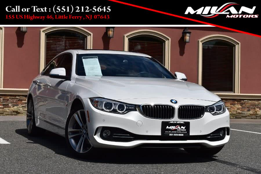 Used BMW 4 Series 4dr Sdn 428i xDrive AWD Gran Coupe Sport 2016 | Milan Motors. Little Ferry , New Jersey