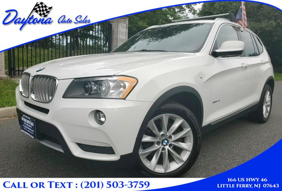 Used 2012 BMW X3 in Little Ferry, New Jersey | Daytona Auto Sales. Little Ferry, New Jersey