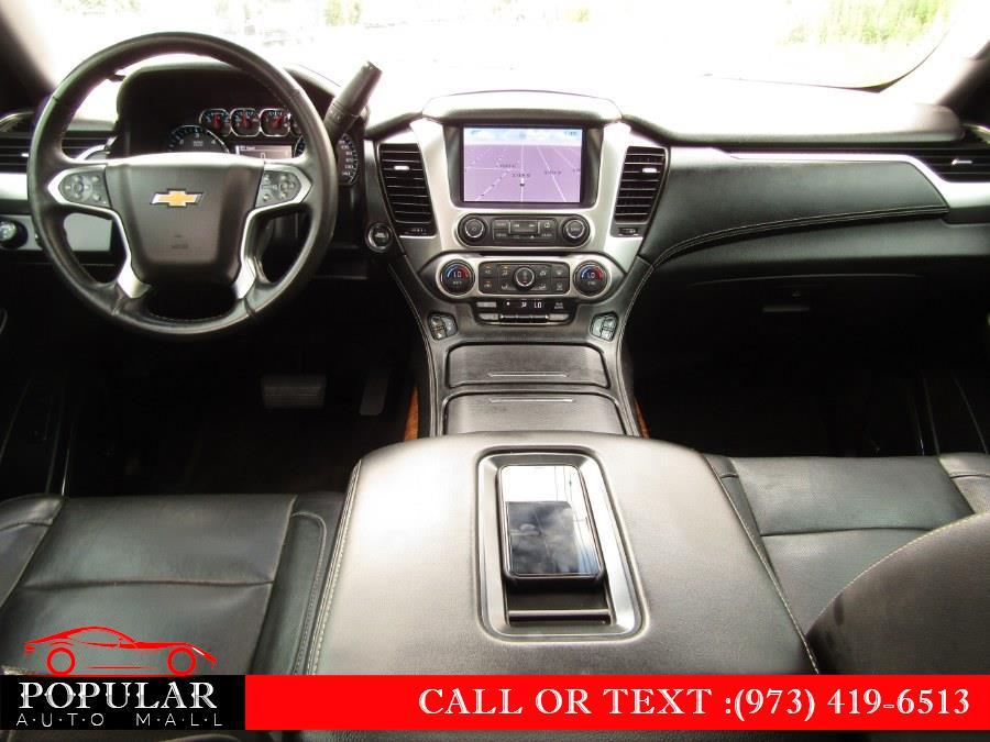 Used Chevrolet Tahoe 4WD 4dr LTZ 2015 | Popular Auto Mall Inc . Newark , New Jersey