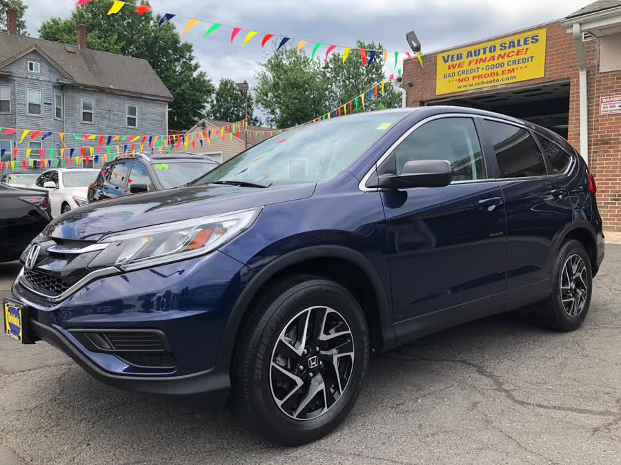 Used 2016 Honda CR-V in Berlin, Connecticut | Tru Auto Mall. Berlin, Connecticut