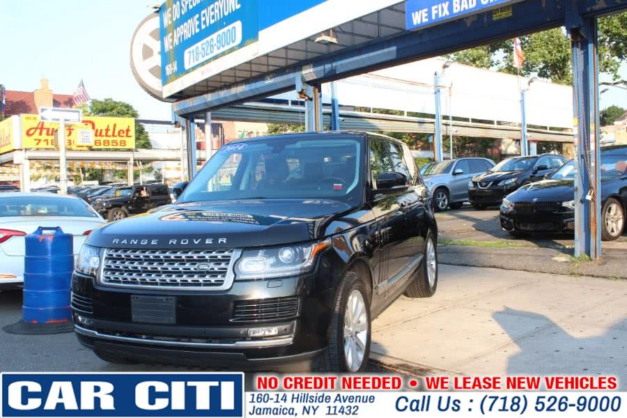 2014 Land Rover Range Rover 4WD 4dr HSE, available for sale in Jamaica, NY