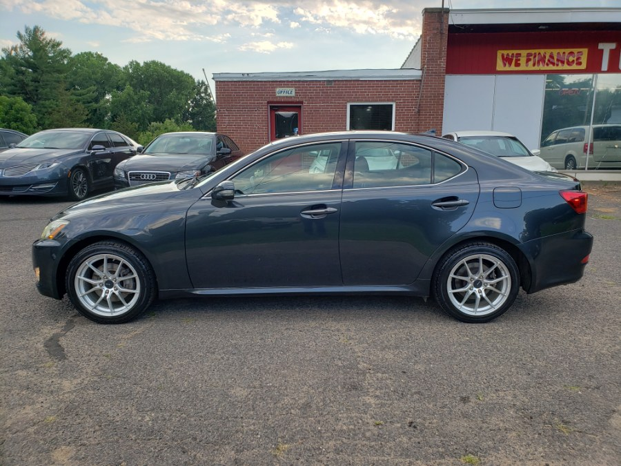 2009 Lexus IS 250 4dr Sport Sdn Auto AWD Navi Loaded, available for sale in East Windsor, Connecticut | Toro Auto. East Windsor, Connecticut