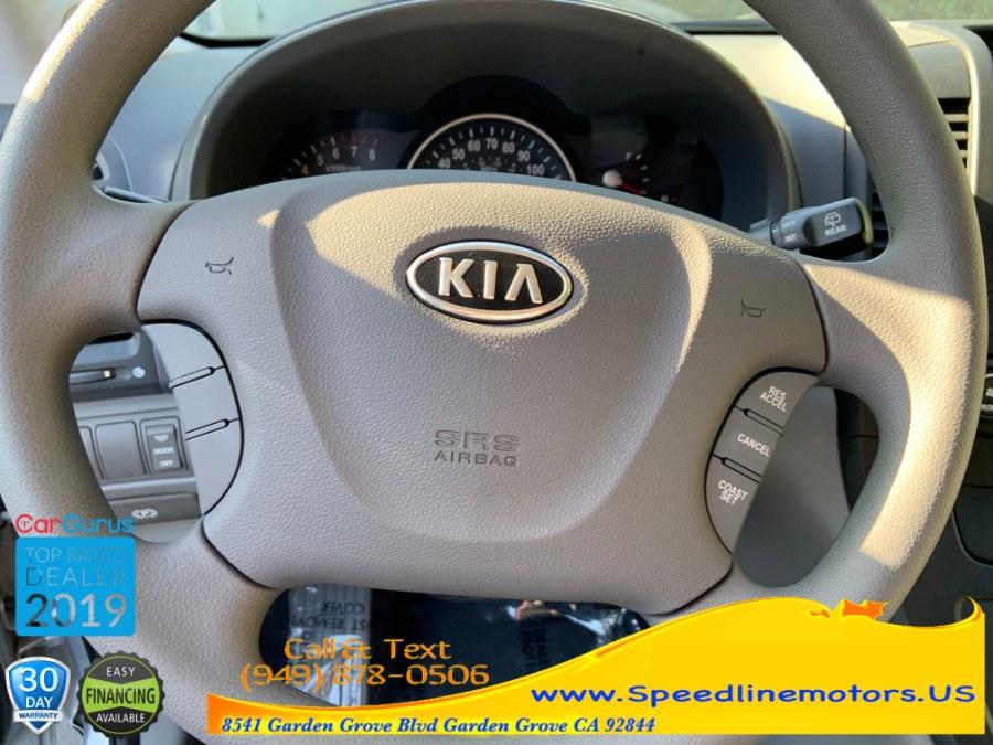 2008 Kia Sedona 4dr LWB LX, available for sale in Garden Grove, California | Speedline Motors. Garden Grove, California