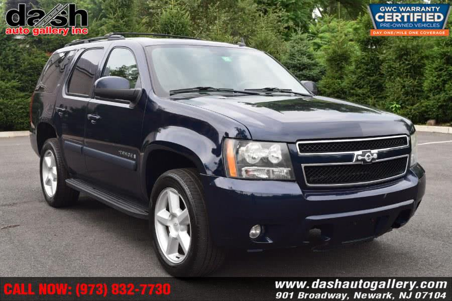 Used 2008 Chevrolet Tahoe in Newark, New Jersey | Dash Auto Gallery Inc.. Newark, New Jersey