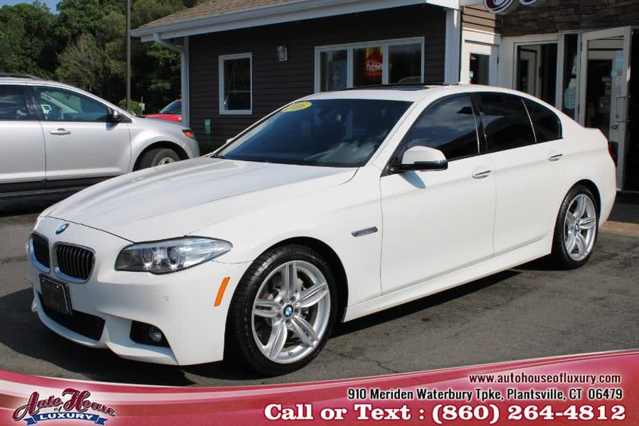 Used 2016 BMW 5 Series in Plantsville, Connecticut | Auto House of Luxury. Plantsville, Connecticut