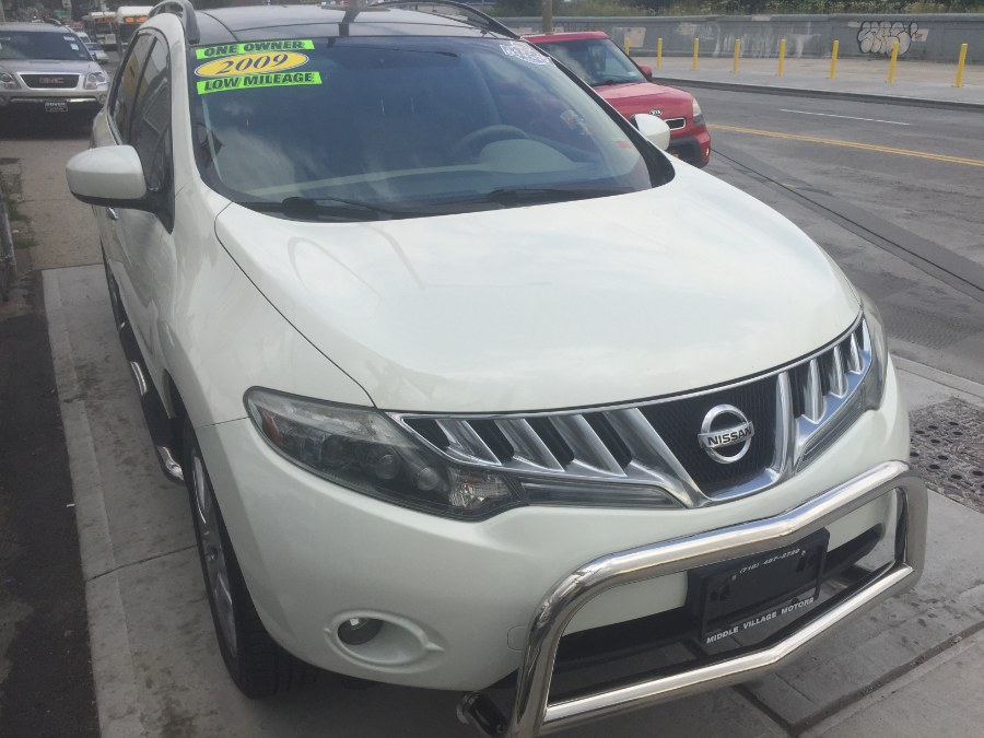 2009 Nissan Murano AWD 4dr LE, available for sale in Middle Village, New York | Middle Village Motors . Middle Village, New York