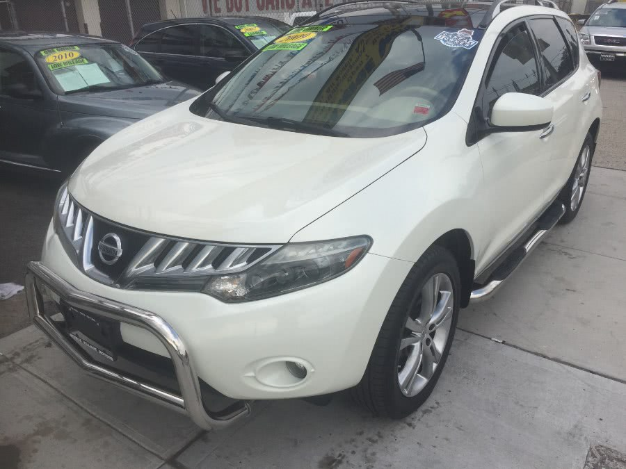 Used 2009 Nissan Murano in Middle Village, New York | Middle Village Motors . Middle Village, New York