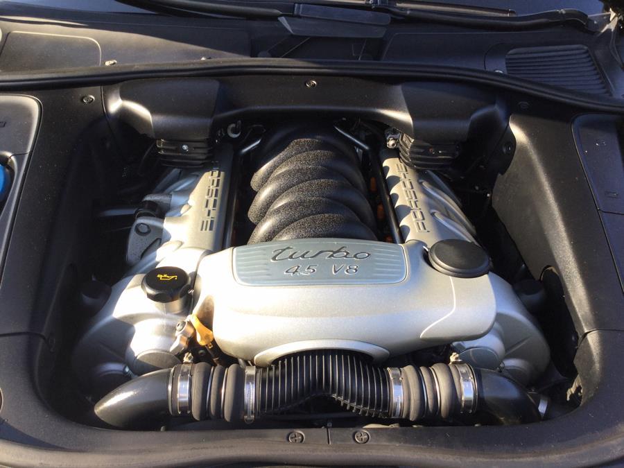 2006 Porsche Cayenne 4dr Turbo S Tiptronic, available for sale in Plantsville, Connecticut   L&S Automotive LLC. Plantsville, Connecticut