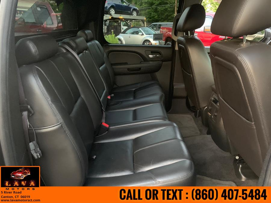 2010 Chevrolet Avalanche 4WD Crew Cab LT, available for sale in Canton, Connecticut | Lava Motors. Canton, Connecticut