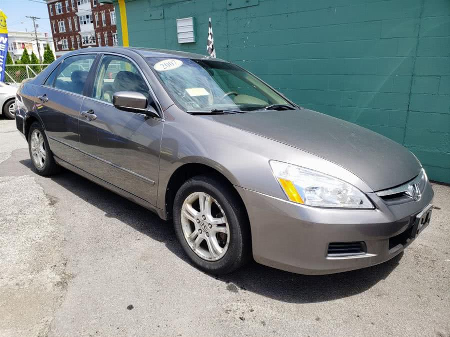 Used 2007 Honda Accord in Lawrence, Massachusetts | Home Run Auto Sales Inc. Lawrence, Massachusetts