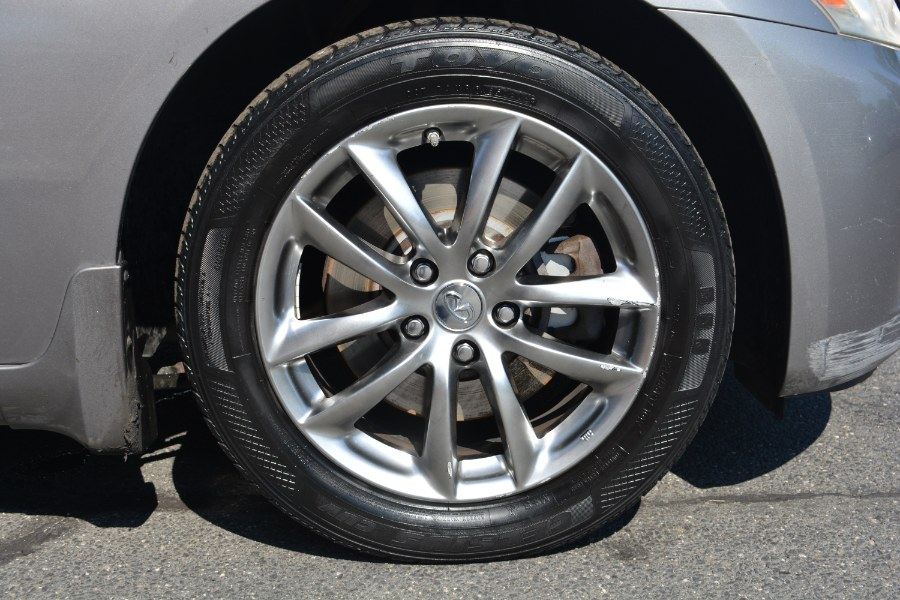 2008 Infiniti G35 Sedan 4dr x AWD, available for sale in ENFIELD, Connecticut | Longmeadow Motor Cars. ENFIELD, Connecticut