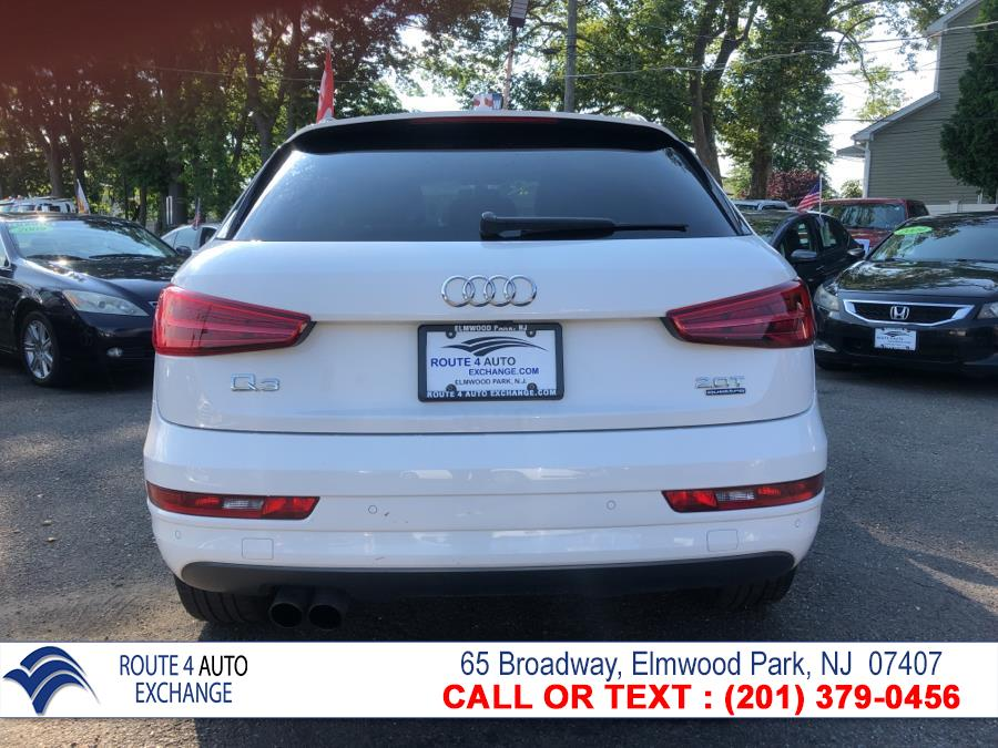 Used Audi Q3 quattro 4dr Premium Plus 2016 | Route 4 Auto Exchange. Elmwood Park, New Jersey