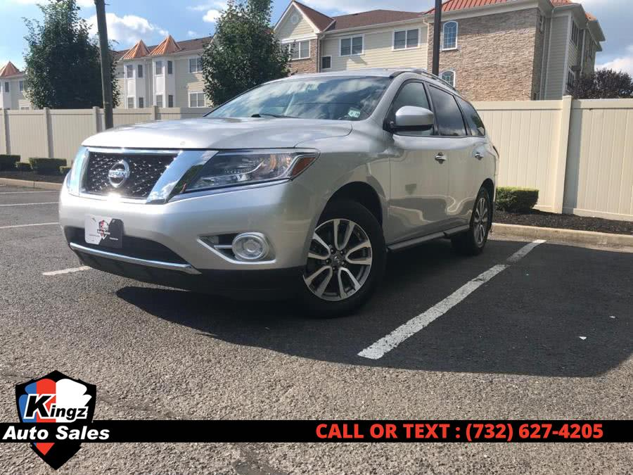 Used 2014 Nissan Pathfinder in Avenel, New Jersey | Kingz Auto Sales. Avenel, New Jersey