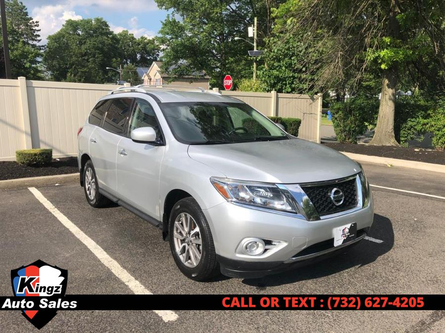 2014 Nissan Pathfinder 4WD 4dr SV, available for sale in Avenel, New Jersey | Kingz Auto Sales. Avenel, New Jersey