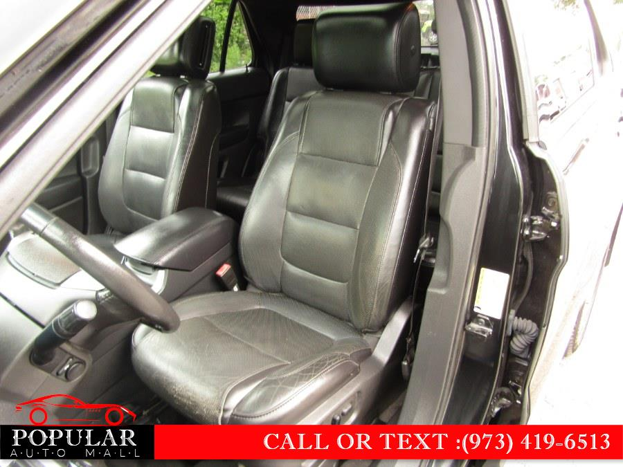 Used Ford Explorer 4WD 4dr Limited 2013 | Popular Auto Mall Inc . Newark , New Jersey